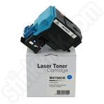 Remanufactured Konica Minolta A0X5451 Cyan Toner Cartridge