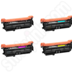 Compatible Multipack of Canon 732 Toner Cartridges