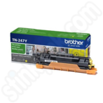High Capacity Brother TN247 Yellow Toner Cartridge