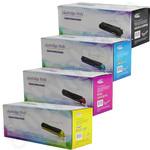 Multipack of High Capacity Crystal Wizard 723 Toner Cartridges