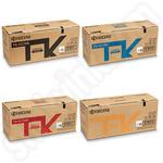 Multipack of Kyocera TK-5270 Toner Cartridges