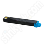Compatible Kyocera TK-8115 Cyan Toner Cartridge