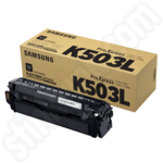 Samsung CLT-K503L Black Toner Cartridge
