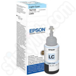 Epson T6735 Light Cyan Ink Bottle