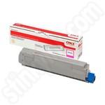 Oki 46471102 Magenta Toner Cartridge