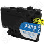 Compatible Brother LC3235C Cyan Ink Cartridge