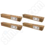 Multipack of Ricoh 841817-20 Toner Cartridges