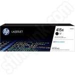 High Capacity HP 415X Black Toner Cartridge