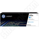 High Capacity HP 415X Cyan Toner Cartridge