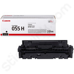 High Capacity Canon 055H Black Toner Cartridge