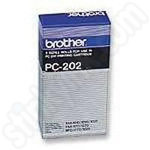 PC202RF Brother original 2 Ribbon ReFill Pack 840 Pages