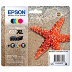 Multipack of High Capacity Epson 603XL Ink Cartridges