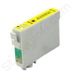 High Capacity Compatible Epson 603XL Yellow Ink Cartridge