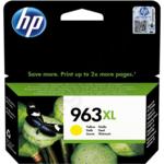 High Capacity HP 963XL Yellow Ink Cartridge