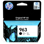 HP 963 Black Ink Cartridge