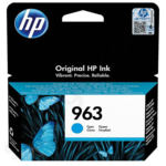 HP 963 Cyan Ink Cartridge