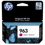 HP 963 Magenta Ink Cartridge