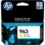 HP 963 Yellow Ink Cartridge