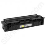 Remanufactured High Capacity Canon 054H Yellow Toner Cartridge