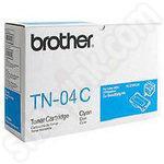 TN04C Brother original Cyan toner cartridge
