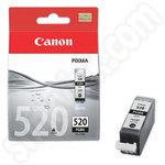 Canon Original PGi-520 Black Ink Cartridge