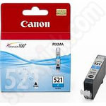 Cyan Canon CLi-521 Ink Cartridge