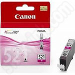 Magenta Canon CLi-521 Ink Cartridge