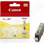 Yellow Canon CLi-521 Ink Cartridge