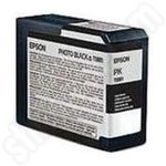 Epson UltraChrome T5801 Photo Black Ink Cartridge