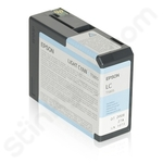 Epson UltraChrome T5805 Light Cyan Ink Cartridge