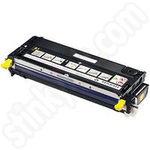 Dell 593-10168 Yellow Toner Cartridge