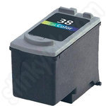 Remanufactured CL38 TriColour ink Cartridge