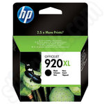 High Capacity HP 920XL Black Ink Cartridge