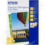 Epson S041332 A4 Premium Semigloss Photo Paper - 20 sheets
