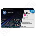 HP 648A Magenta Toner Cartridge