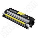 High Capacity Konica Minolta A0V306H Yellow Toner Cartridge