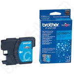 High Capacity Brother LC1100 Cyan Ink