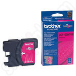 High Capacity Brother LC1100 Magenta Ink
