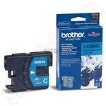 Brother Cyan ink Cartridge LC980C