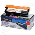 High Capacity Brother TN325 Black Toner Cartridge