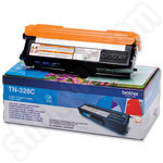 High Capacity Brother TN328 Cyan Toner Cartridge