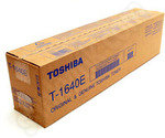 Black Toshiba T1640E Toner Cartridge 24K Pages