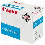 Canon C-EXV21 Cyan Toner Cartridge
