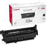 High Capacity Canon 723 Black Toner Cartridge