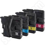 Compatible Multipack Brother LC985 ink