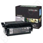 Original Lexmark 12A5845 High Capacity Black Toner Cartridge