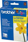 Brother Yellow ink Cartridge LC970Y
