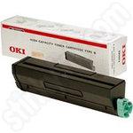 Oki 43502302 Toner Cartridge