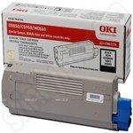 Original Oki 43865724 Black Toner Cartridge