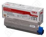 Oki 43865708 Black Toner Cartridge